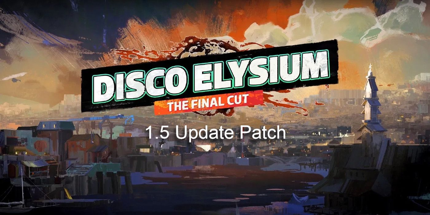 Disco Elysium: The Final Cut Gets Update 1.5, Here's What It Does
