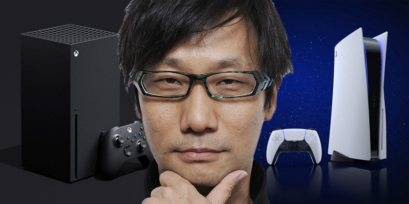 Sony Allegedly Passed On Hideo Kojima's Next Game Before Microsoft Discussions Began