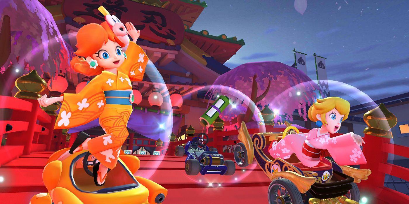 Mario Kart Tour Ninja Event is Now Live | Game Rant