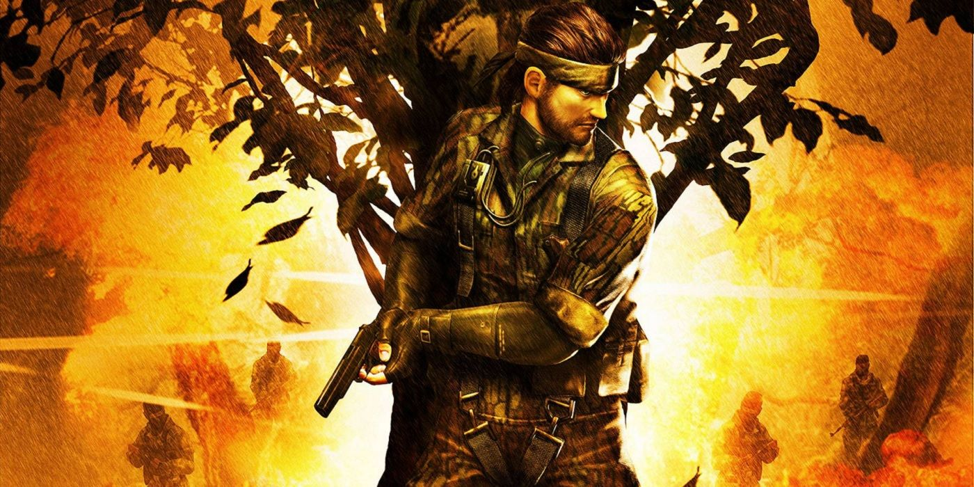 'Several' Metal Gear Solid Remakes in Development, Says Leaker