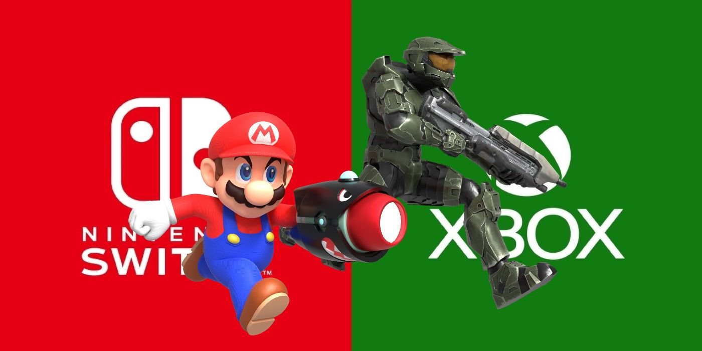 Halo and Super Mario Crossover Art May Be Further Evidence of Xbox, Nintendo Collaboration