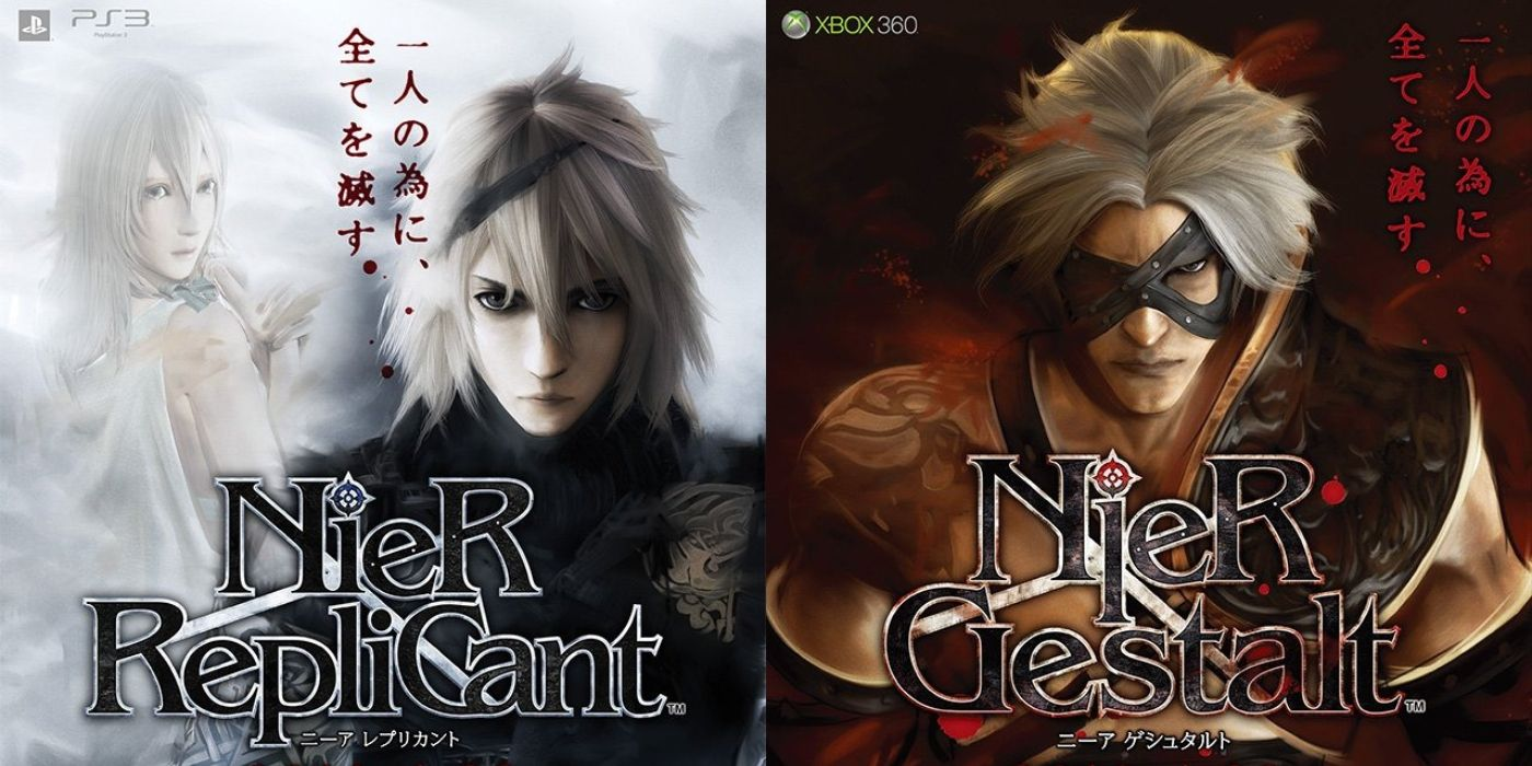 What's the Difference Between NieR Gestalt and NieR Replicant | LaptrinhX