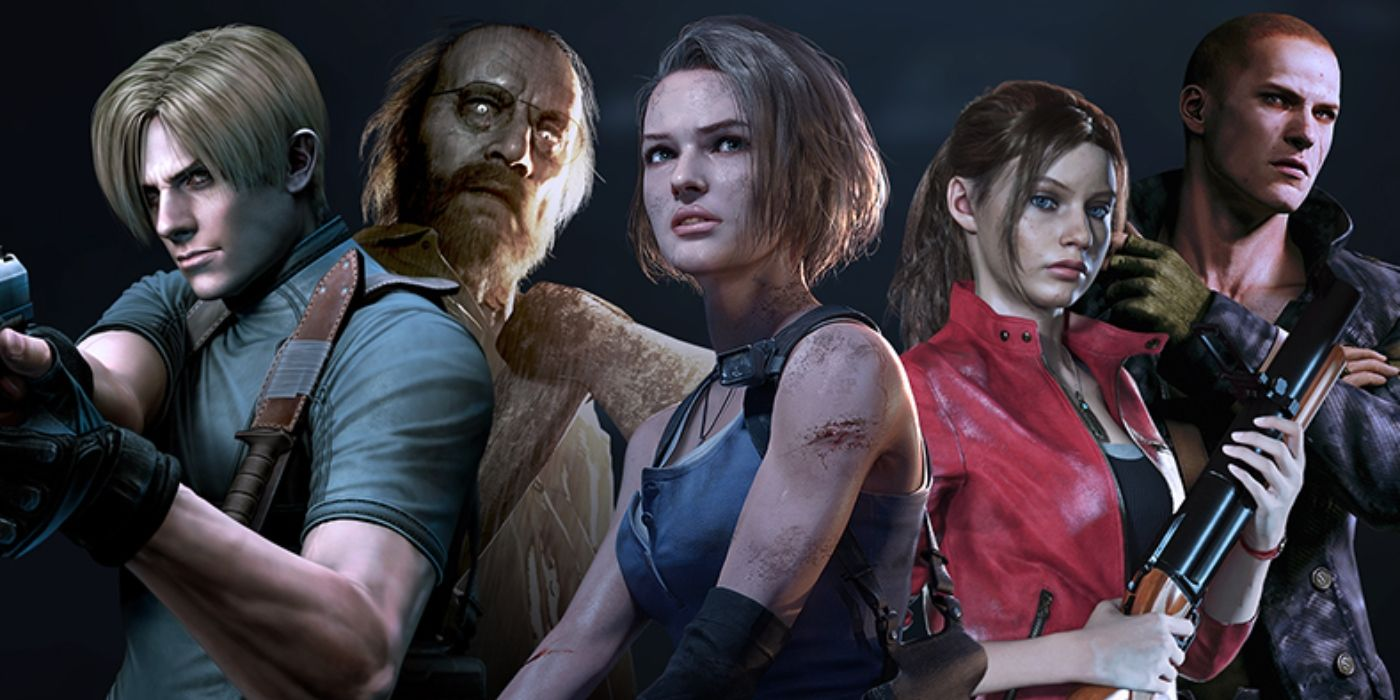 Best Resident Evil Games On Sale At The Xbox Store   Game Rant