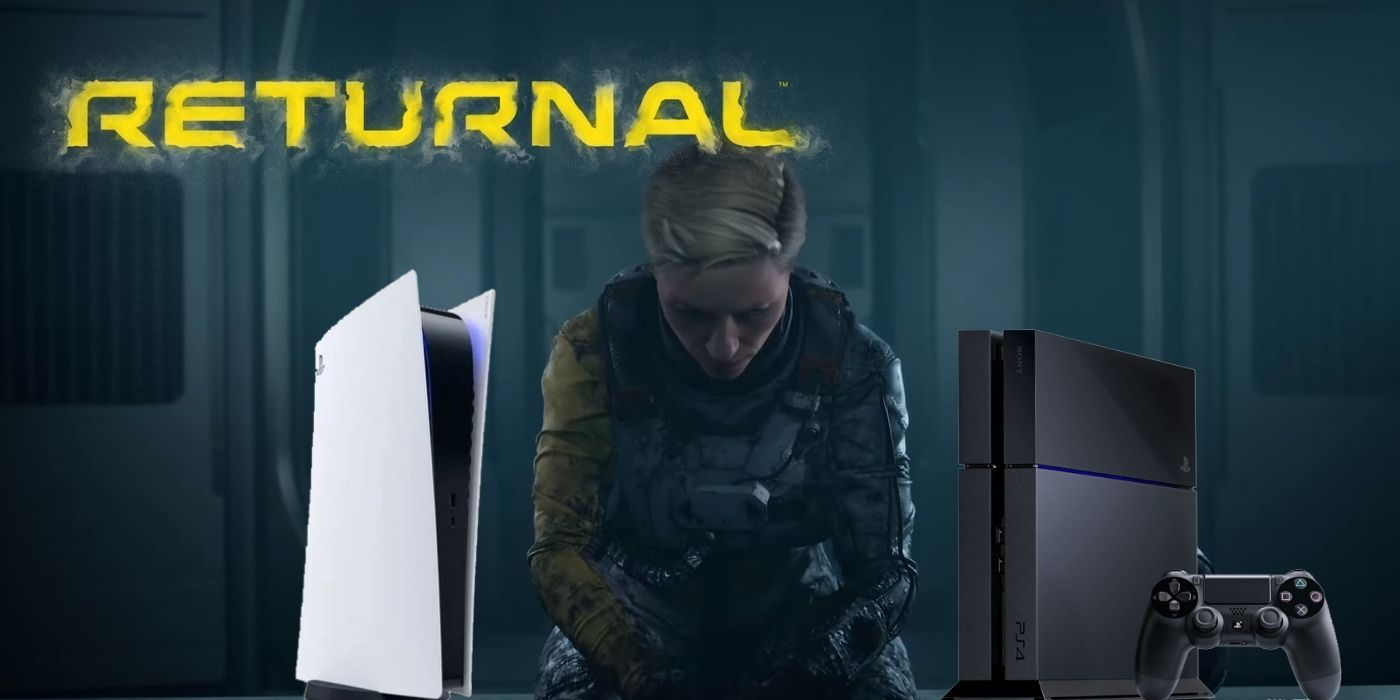 Is Returnal Coming to PS4? | Game Rant