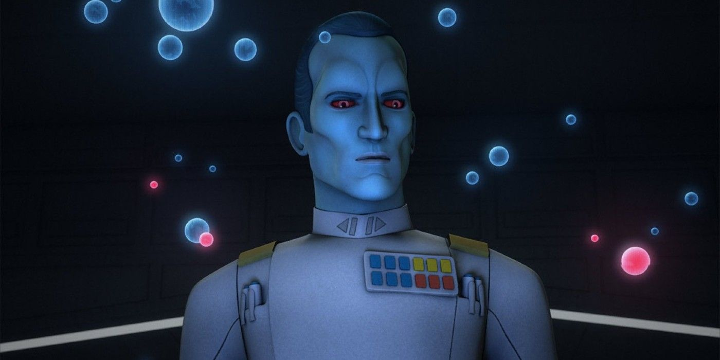 Star Wars Fan Artist Imagines Benedict Cumberbatch As Grand Admiral Thrawn