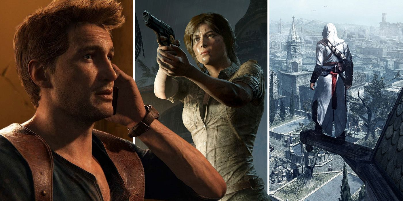 10 Xbox Adventure Games To Play If You Love Uncharted   Game Rant