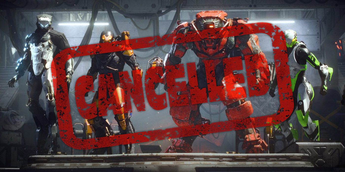 Anthem's Cancellation May Have Opened a Vacuum   Game Rant