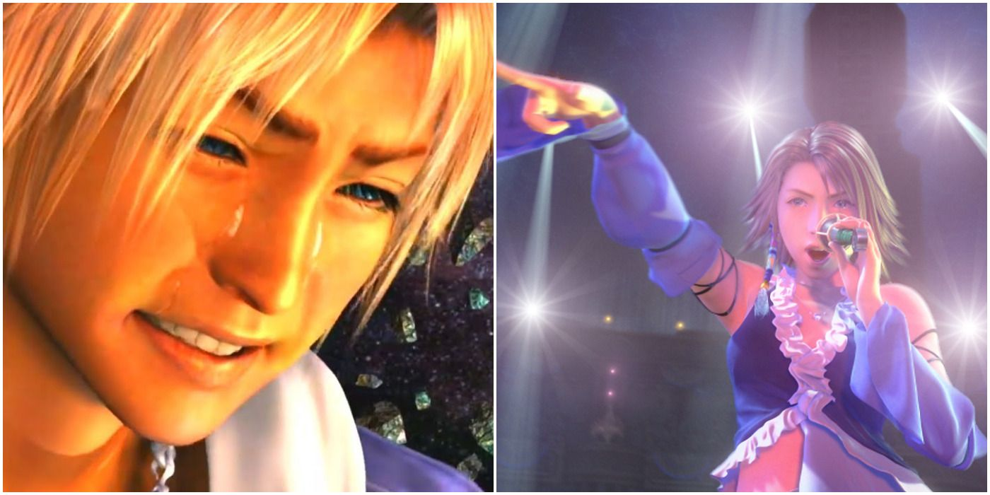 10 Things Final Fantasy 10-2 Does Better Than The Original Game