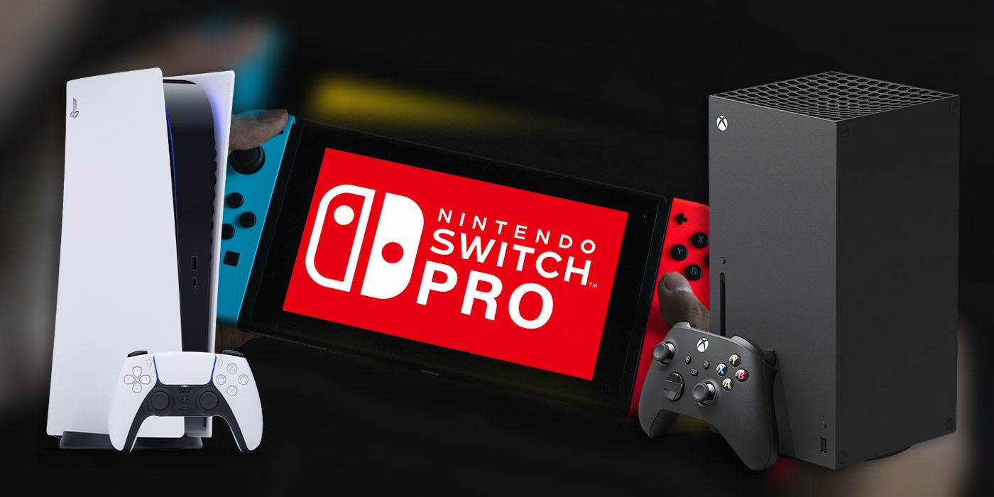 The Switch Pro is Just Going to Be the PS5, Xbox Series X All Over Again