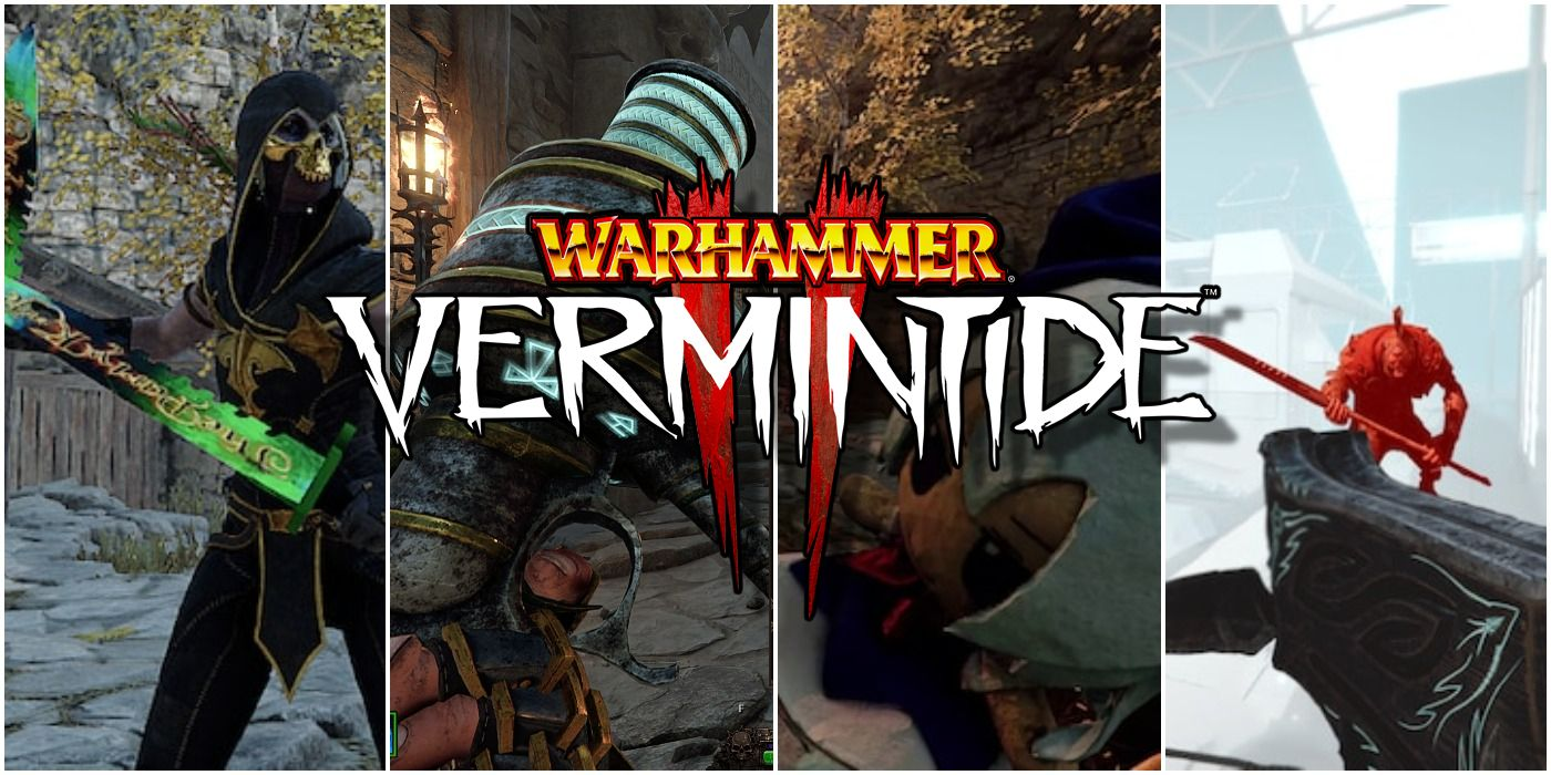 10 Best Mods For Warhammer Vermintide 2 | Game Rant