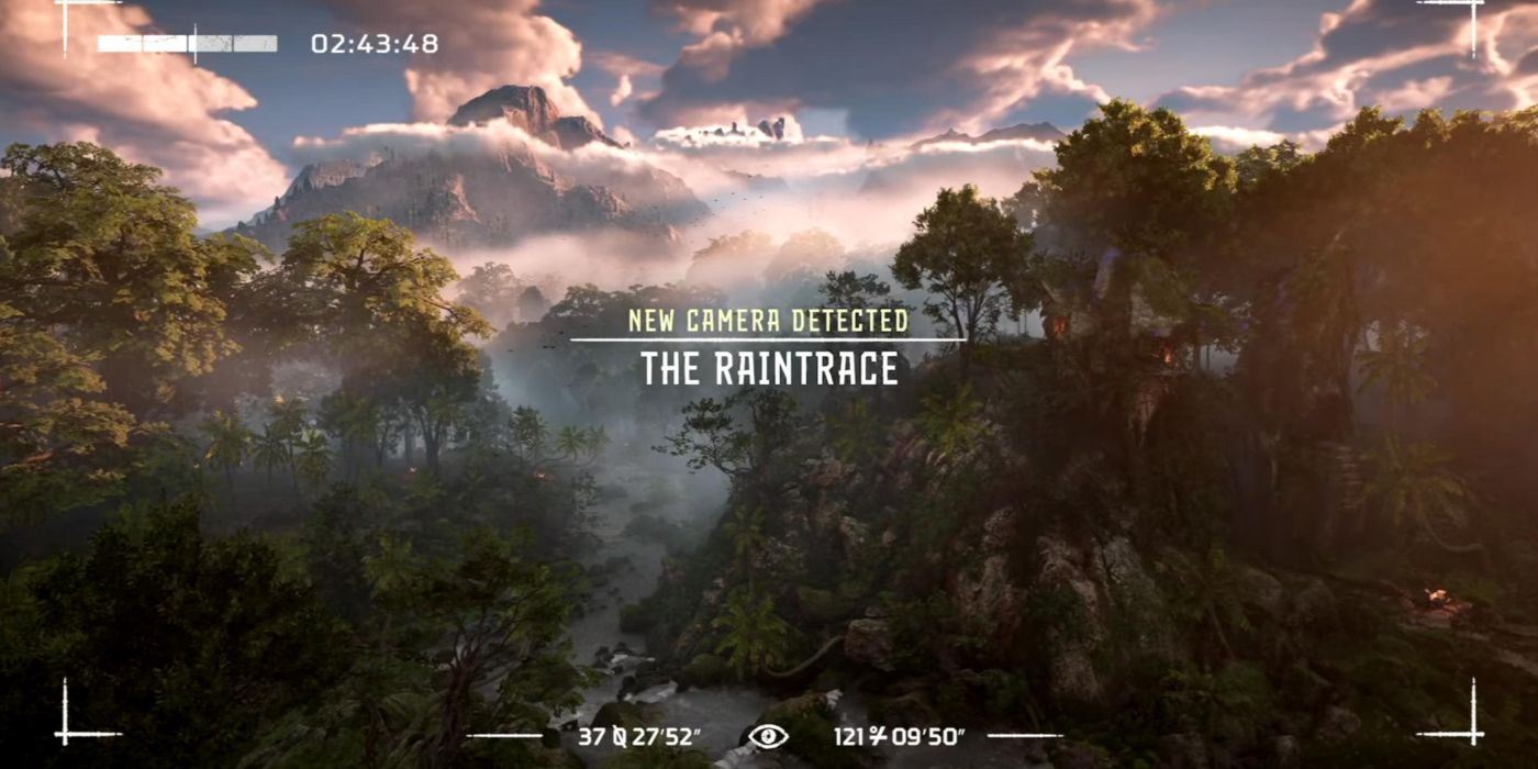 Horizon Forbidden West Day/Night Cycle Shown in State of Play Countdown