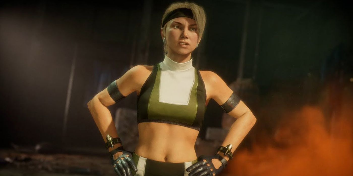 Sonya Blade's Motion Capture Artist Wants to Be in Mortal Kombat Game Again