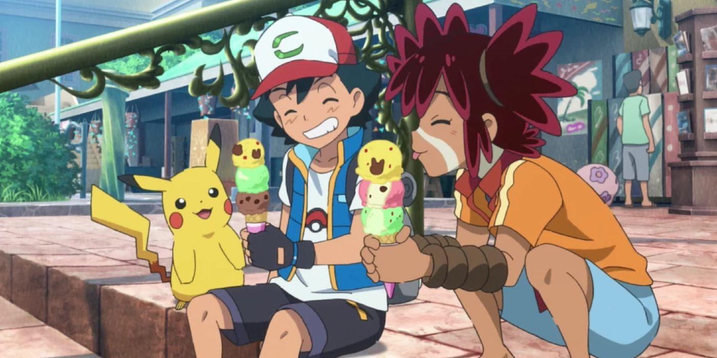 New Pokemon Snap Has Pokemon The Movie: Coco Easter Egg