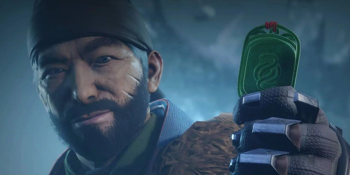 Destiny 2's Drifter Voice Actor Plays Gambit on Stream