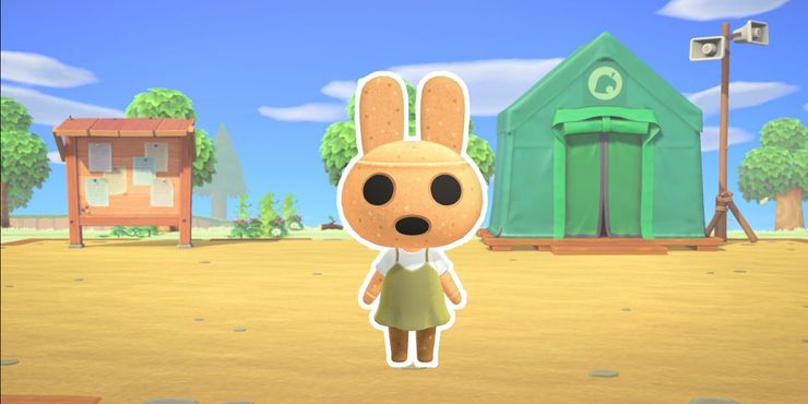 Руководство Coco Villager Animal Crossing New Horizons