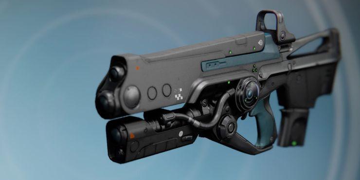 Hard Light Catalyst in Destiny 2