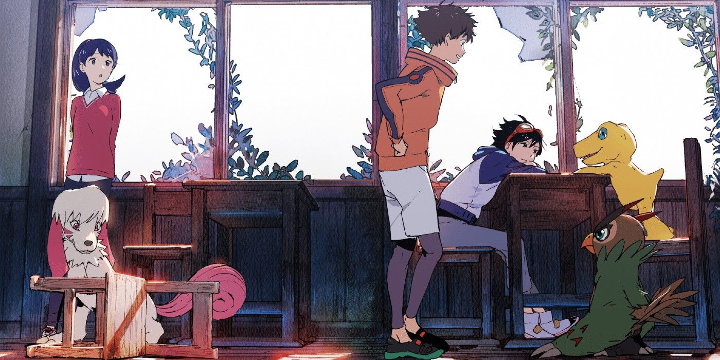 Digimon Survive: Why It's Taking So Long to Get A Release Date
