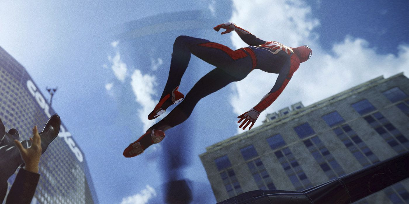 Marvel's Spider-Man 2: Why a Gliding Mechanic Would Make Sense