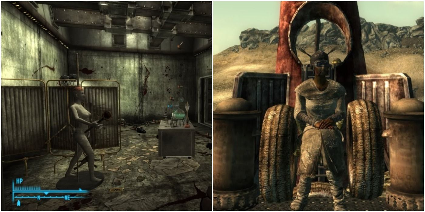 Fallout 3: 10 Locations Most Players Missed   Game Rant
