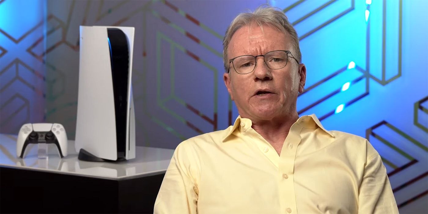 Even PlayStation's Jim Ryan Has Had It With Scalpers | Game Rant