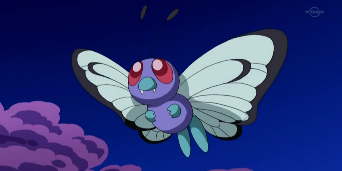 Pokemon Fan Makes Metapod Plushie That Can Evolve Into Butterfree