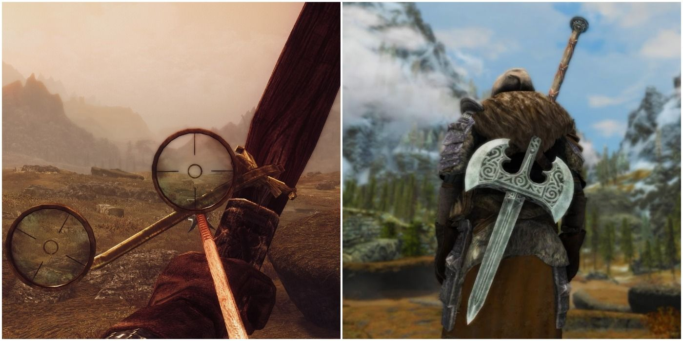 Skyrim Special Edition: 10 Best Looking Weapon Mods