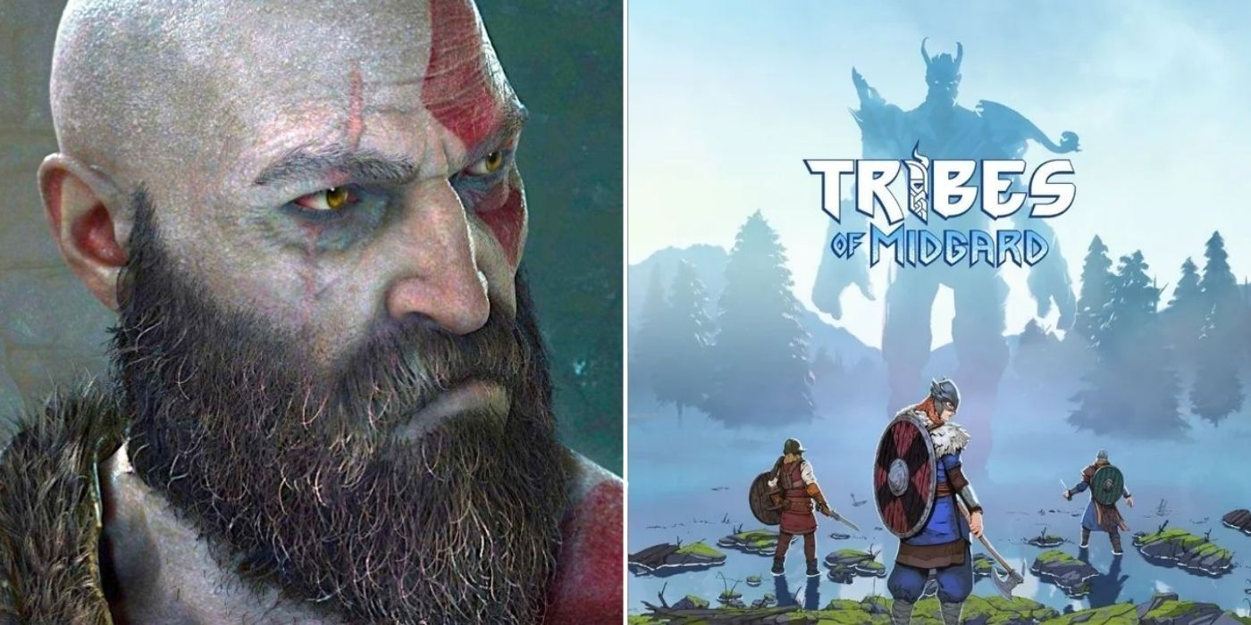 Tribes of Midgard Could Be a Good Appetizer for the God of War Sequel