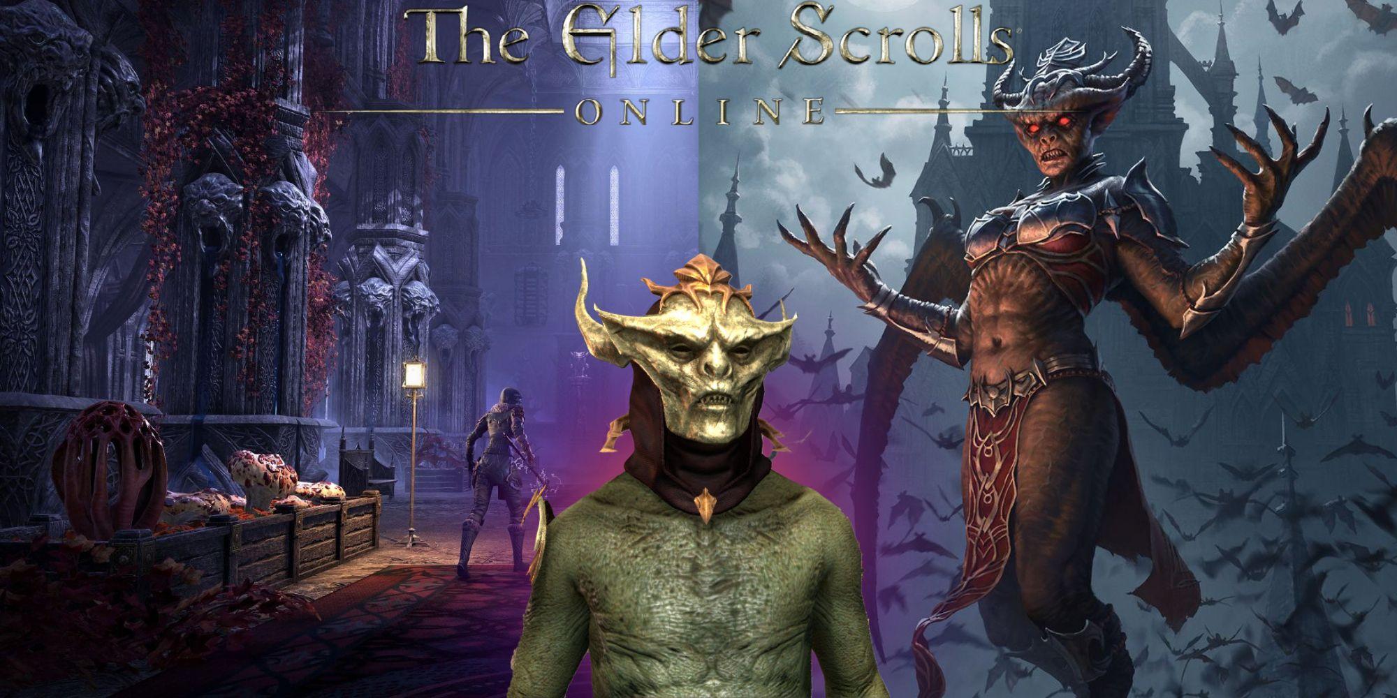 Elder Scrolls Online: Tips For Clearing Castle Thorn