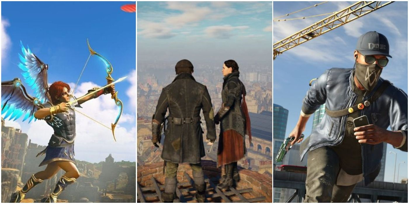 10 Open-World Games You Can Beat In Under 30 Hours  | Game Rant