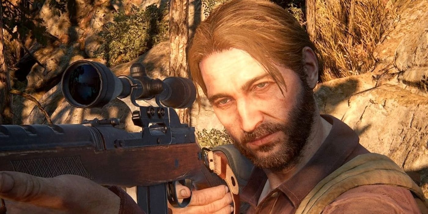 The Last of Us 2 DLC With Tommy Has Obvious Potential   Game Rant