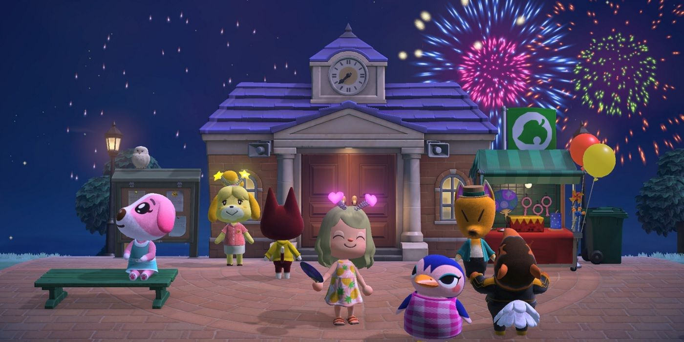 Animal Crossing: New Horizons Confirms for More Updates for 2021