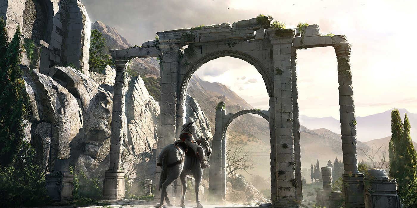 Assassin's Creed Art Director is Leaving Ubisoft After 16 Years With the Company