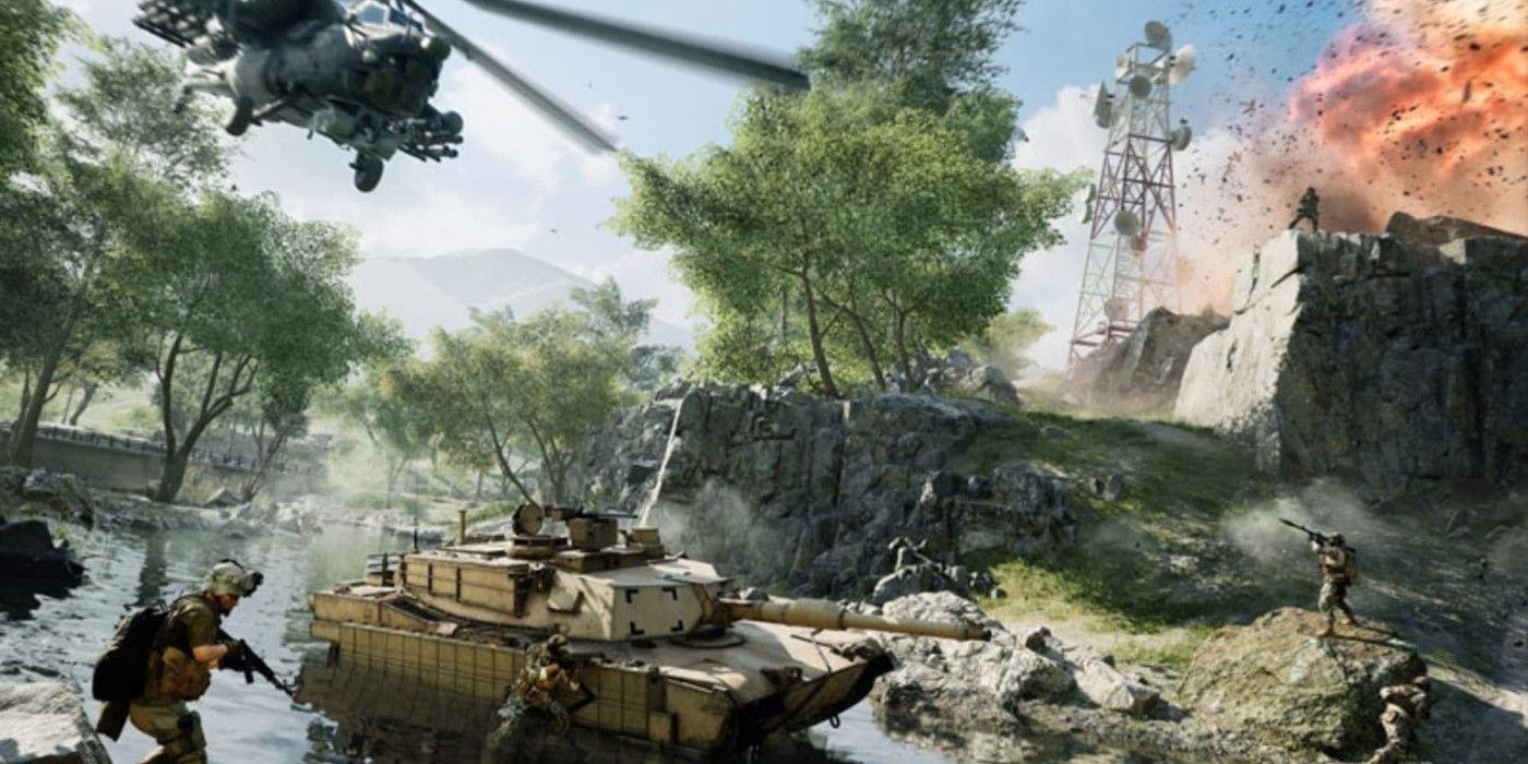 What Battlefield 2042 Should Learn from Call of Duty: Infinite Warfare