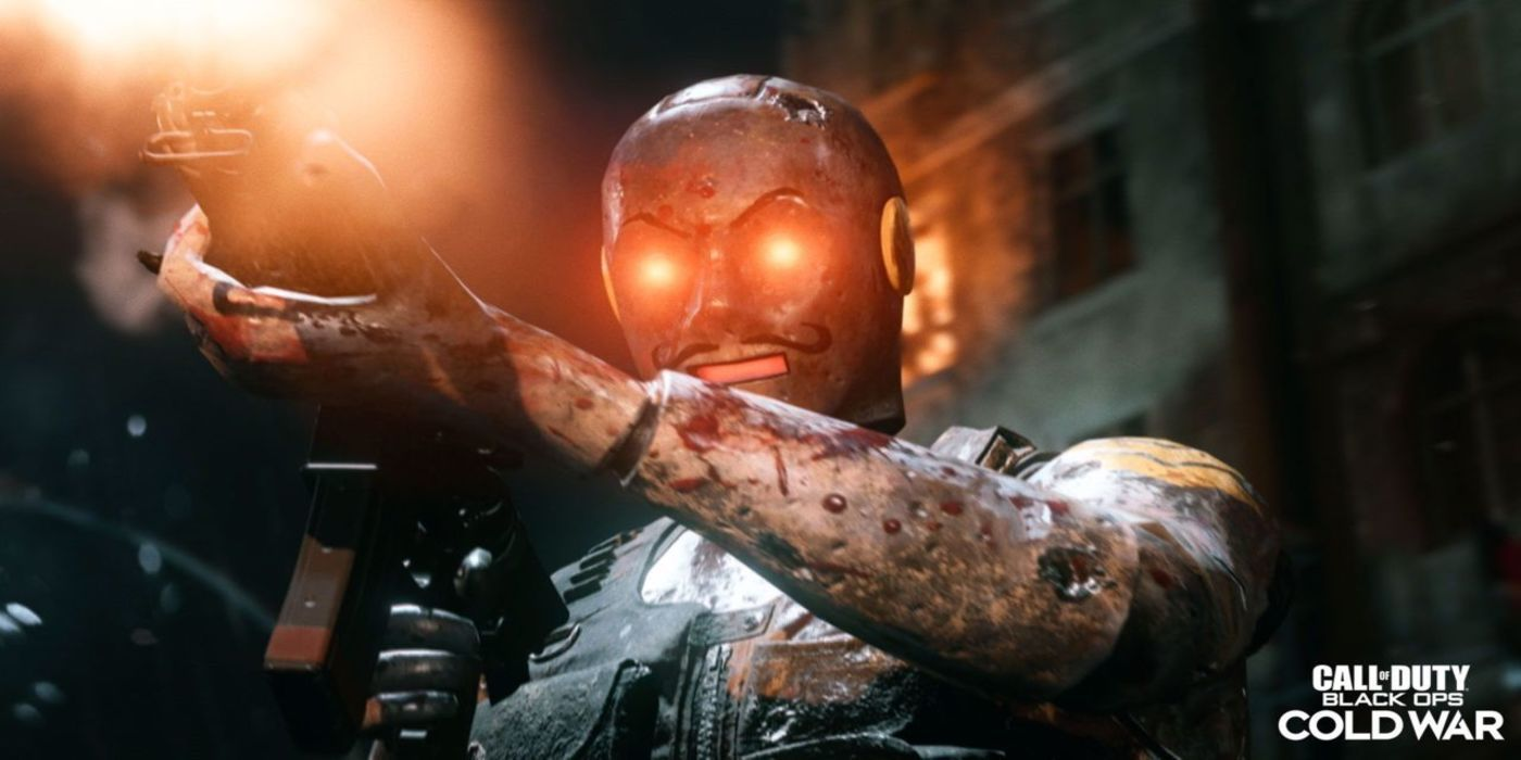 Call of Duty: Black Ops Cold War Zombies Player Sets Absurd High Round Record In Mauer Der Toten