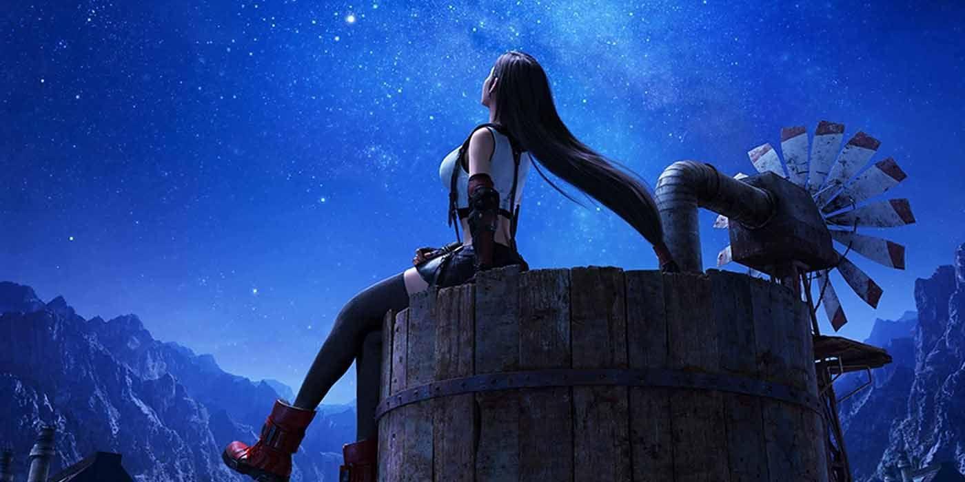 Final Fantasy 7 Remake Fan Creates Their Own 3D Printed Tifa Statue