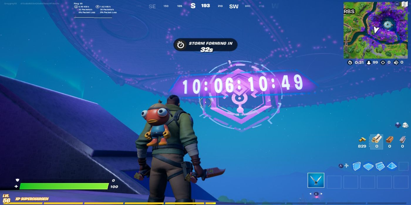 Fortnite: What Time is the Season 7 Live Event? (What is the Countdown Clock)