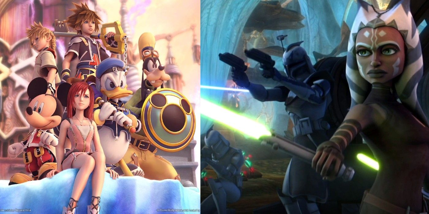 Imagining the Perfect Star Wars World for Kingdom Hearts 4