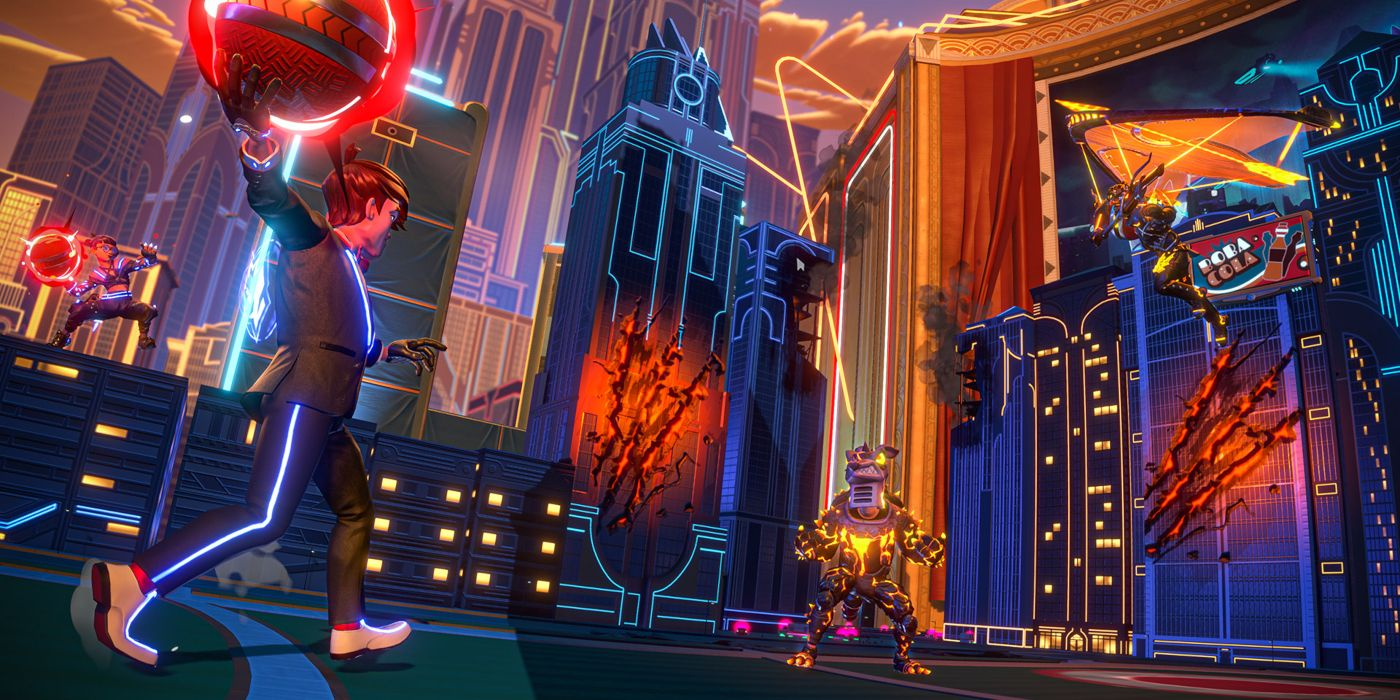 Knockout City: Everything Coming in Season 2   Game Rant