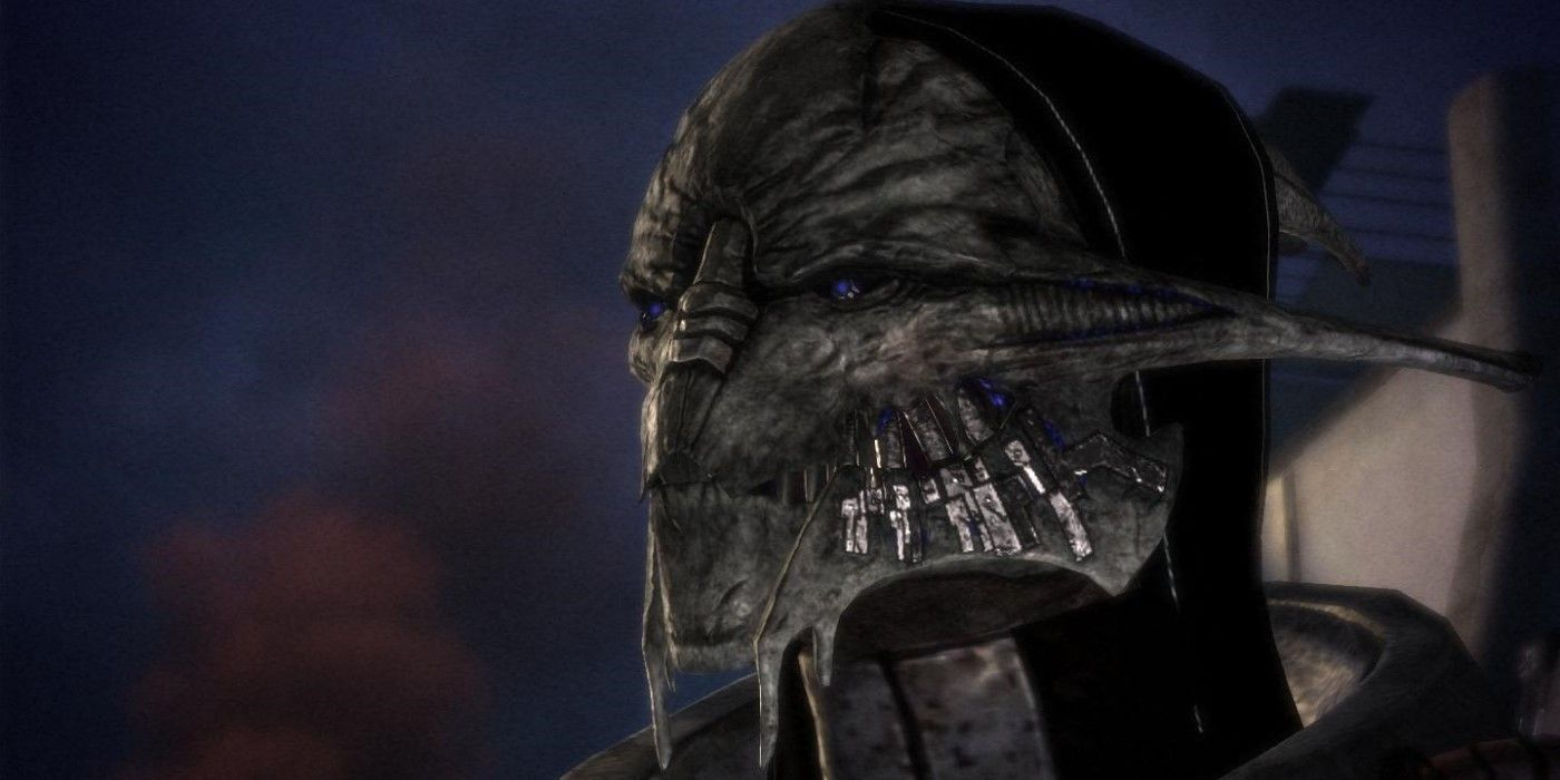 Mass Effect: Why Saren Turns on the Council   Game Rant
