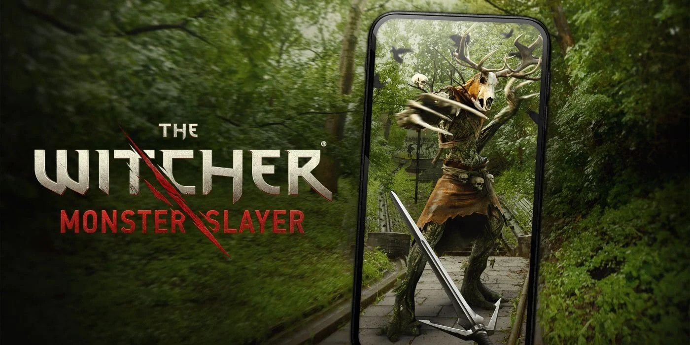 The Witcher: Monster Slayer Game is Out Now | Game Rant