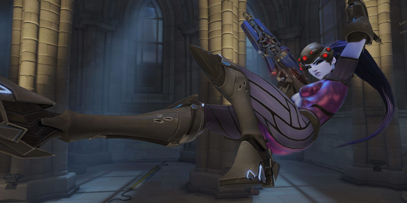 Overwatch Trick Lets Widowmaker Grapple Forever | Game Rant