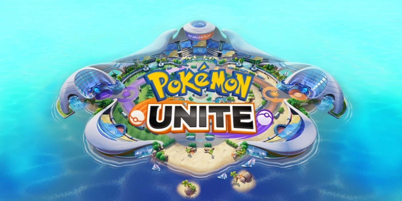 Pokemon Unite's Maps May Be Its Best Feature