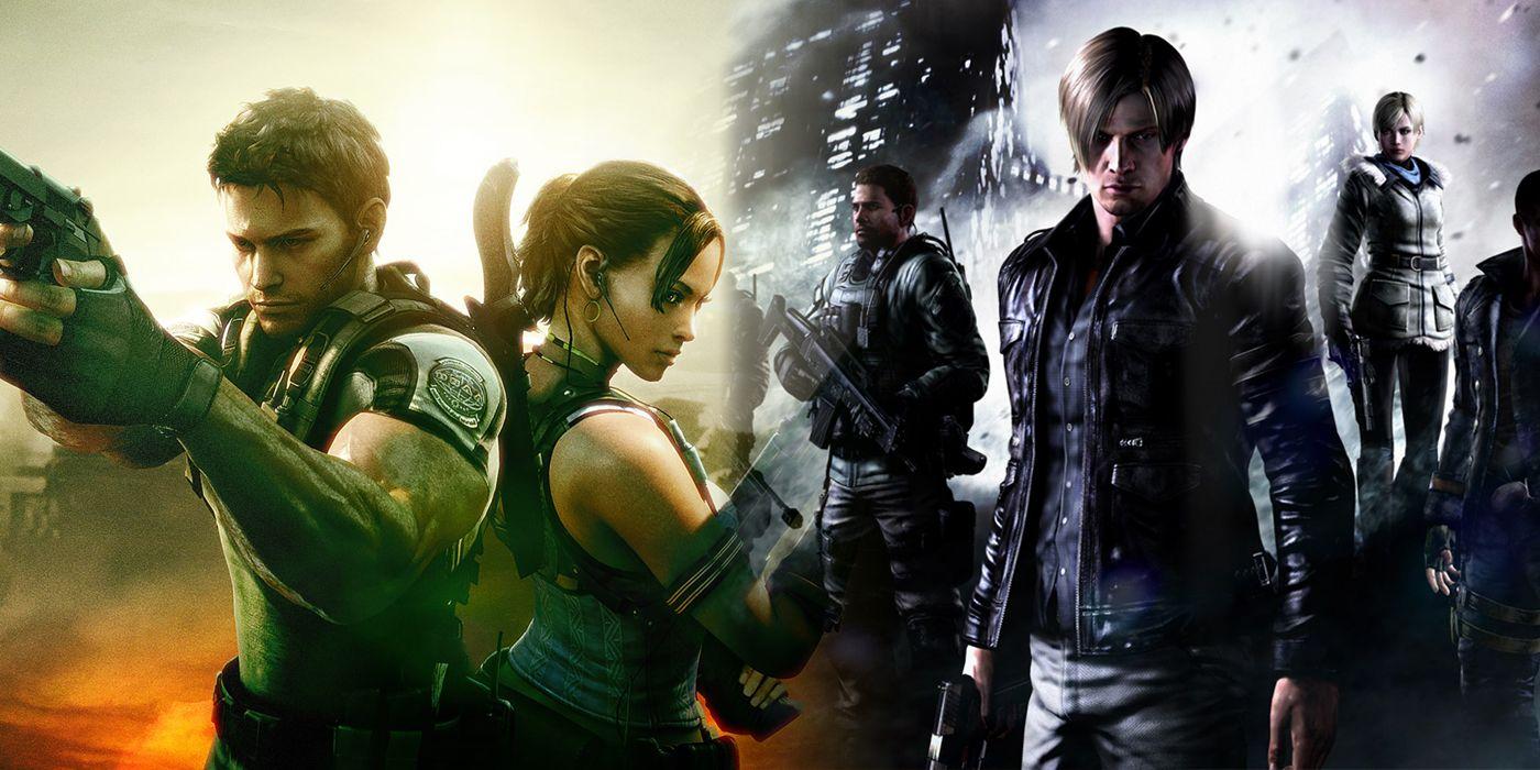 Capcom Should Make More Co-Op Resident Evil Games | Game Rant