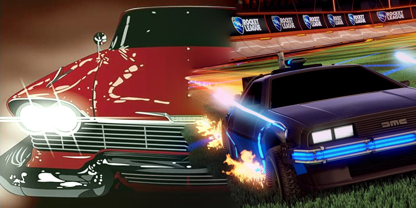 Additional Movie Cars That Should Come to Rocket League