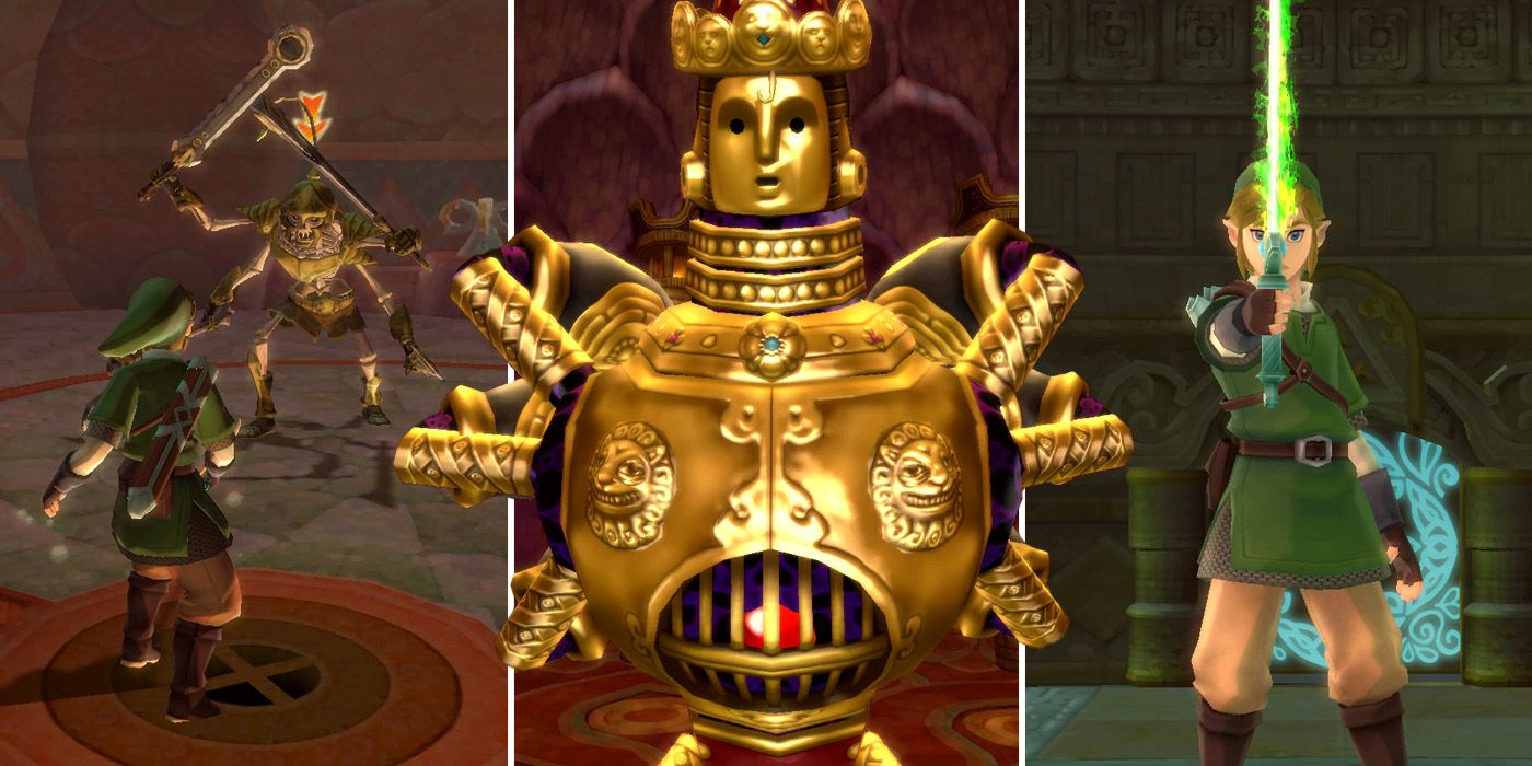 The Legend of Zelda: Skyward Sword HD: A Complete Guide To The Ancient Cistern