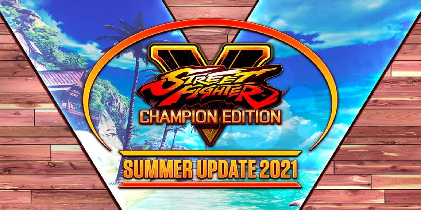 Street Fighter 5 Announces Final Season 5 DLC Character