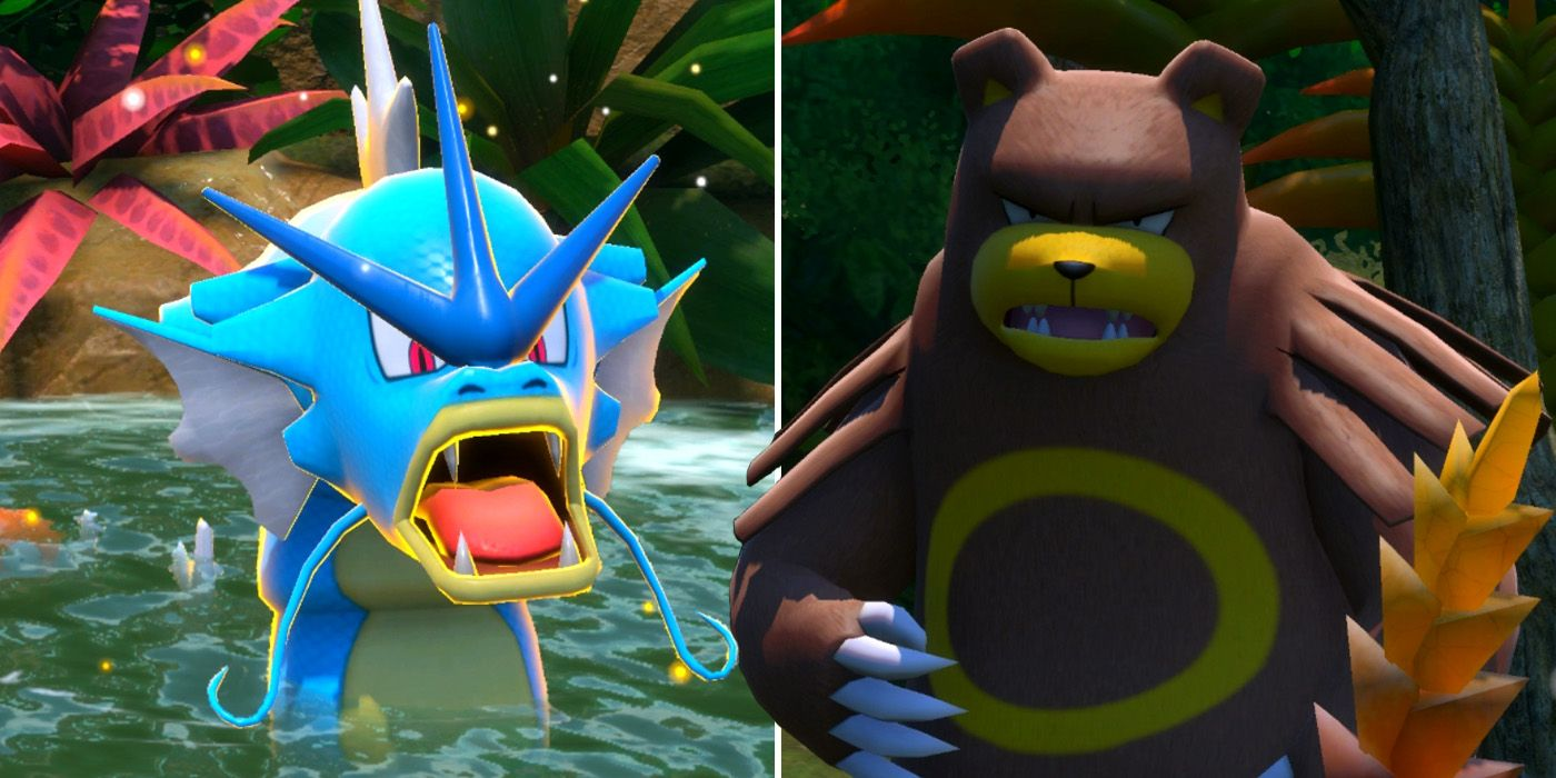 New Pokemon Snap: Every Pokemon In Mightywide River (Day) & Where To Find Them