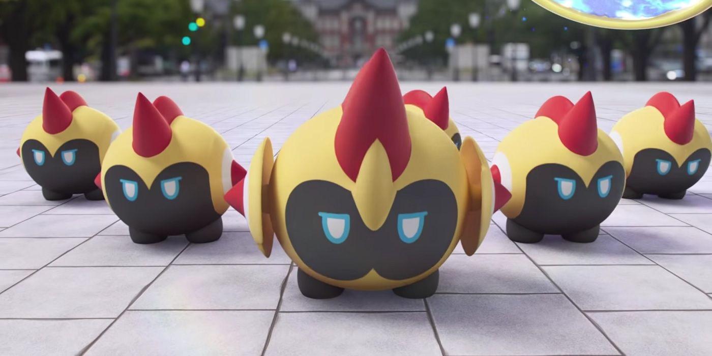 Pokemon GO's Next Ultra Unlock Bonus Will Feature Sword and Shield Pokemon
