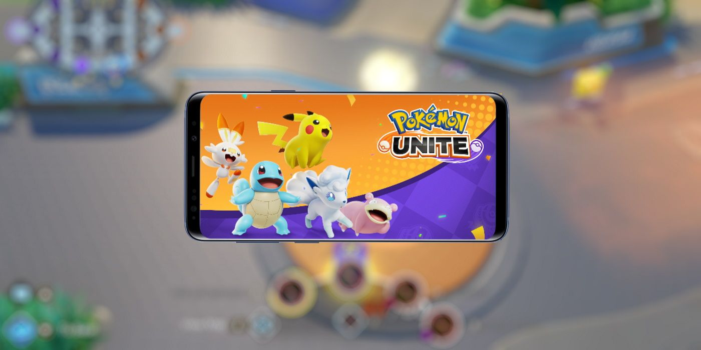 When is Pokemon Unite Coming to Mobile? | Game Rant