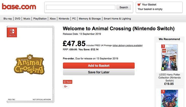 Animal Crossing, Luigi's Mansion 3 Release Dates Leak | Game Rant